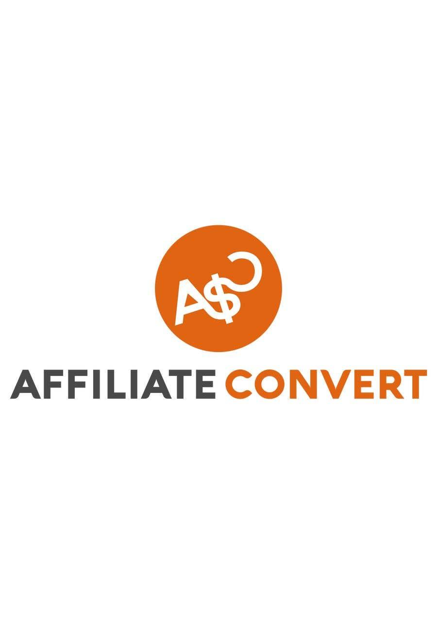 """Inscrição nº 16 do Concurso para Create logo for """"AffiliateConvert"""""""