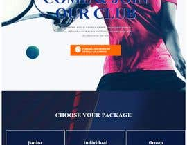 #22 untuk Creeer een website template oleh NonikNone