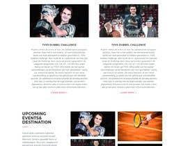 #23 untuk Creeer een website template oleh khawraymaseed