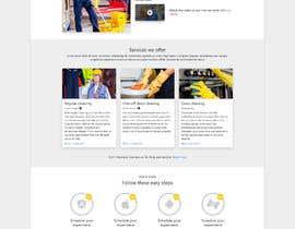 #23 untuk Build me a 5-6 page website oleh maxmediapixels