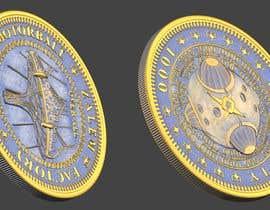 nº 21 pour 3d printable coin from the photos par azraneko
