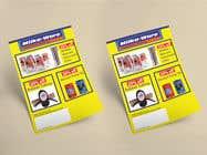"Graphic Design Intrarea #16 pentru concursul ""2019 consumables promotion printed flyer"""
