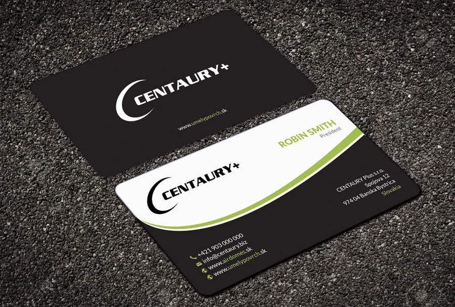 Konkurrenceindlæg #108 for Business card design