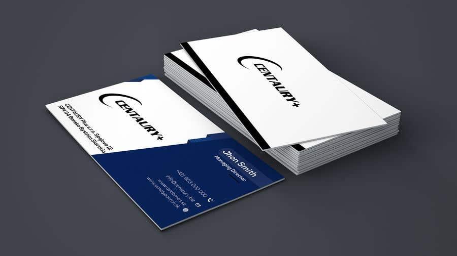 Konkurrenceindlæg #264 for Business card design