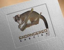 nº 15 pour Logo Design - Endangered Species par JesminMukta