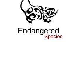 nº 34 pour Logo Design - Endangered Species par akderia