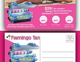 #26 untuk June Tanning Post Card oleh b3ast61