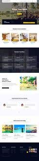 Imej kecil Penyertaan Peraduan #114 untuk Building a 2 pages of Website UI & UX. Best entry to get opportunity for completing 70+ screens UI & UX as well.