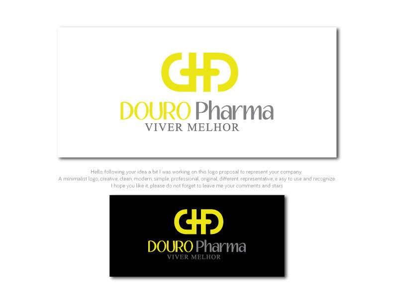 Inscrição nº 264 do Concurso para DOURO Pharma