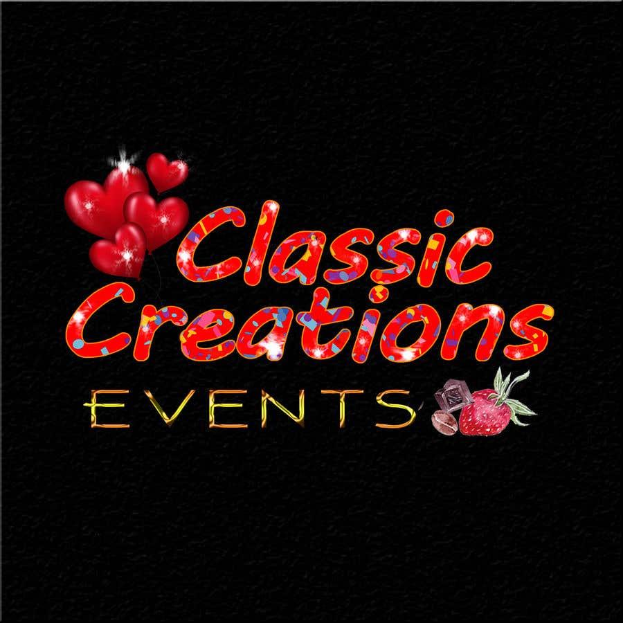 Inscrição nº 60 do Concurso para Classic Creations Events