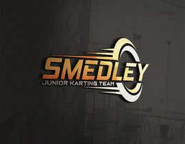 #76 for LOGO: SMEDLEY JUNIOR KARTING TEAM by somiruddin