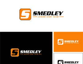 #121 for LOGO: SMEDLEY JUNIOR KARTING TEAM by Faiziishyk