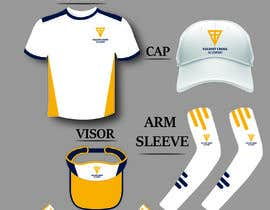 #41 para Tshirt and Baseball cap design por sadatkhan194