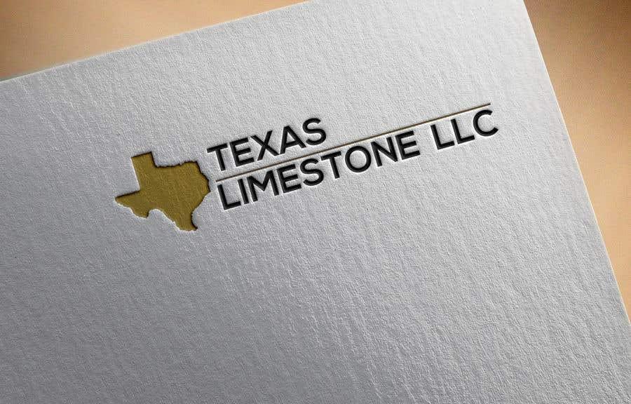 Penyertaan Peraduan #34 untuk Design A Logo For Limestone Rock Seller