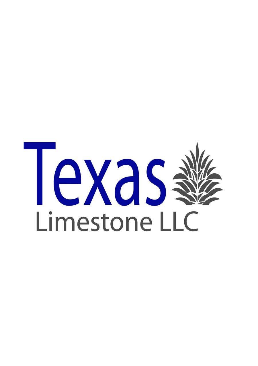 Penyertaan Peraduan #28 untuk Design A Logo For Limestone Rock Seller