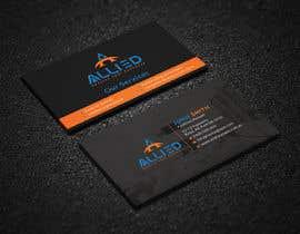 #813 for Design a business card af Uttamkumar01