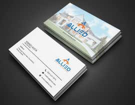 #817 for Design a business card af AlMamun4772