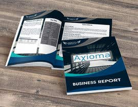 #24 for 6 page business brochure/report design by AsterAran28