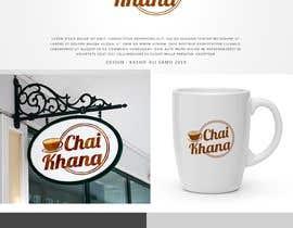 #55 untuk LOGO DESIGN FOR CHAI KHANNA oleh kashifali239