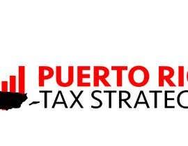 nº 4 pour Puerto Rico Tax Strategies logo par SammysaurusRex