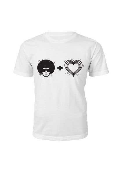 Penyertaan Peraduan #1 untuk Design a T-Shirt for www.FunkandLove.com