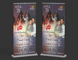 #15 for Roll-up Banner (Edit) by redstar041