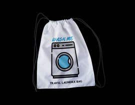 #32 for Create a design for a Travel laundry bag by pjanu