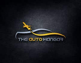 #464 para Unique logo for an auto dealership in an airport hangar! por dobreman14