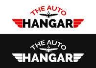 Graphic Design Entri Peraduan #449 for Unique logo for an auto dealership in an airport hangar!