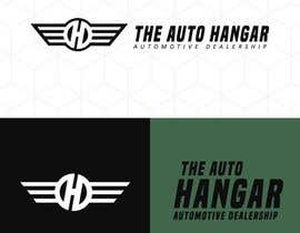 #404 para Unique logo for an auto dealership in an airport hangar! por Blueprintx
