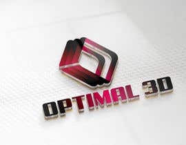 #33 for logo needed 3d print company by masud2222
