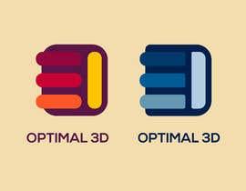 #41 for logo needed 3d print company by AdnanAich