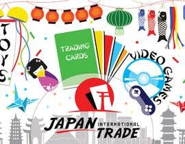 #12 para website banner design + possible additional extra work - Trading cards / Japanese goods por protimakhan7