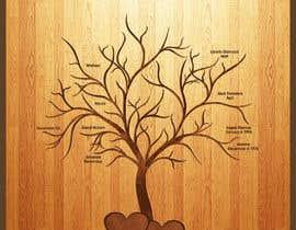 Nro 29 kilpailuun Design me a family tree käyttäjältä AsterAran28