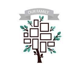 Nro 25 kilpailuun Design me a family tree käyttäjältä anikkhanN