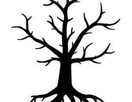 Nro 45 kilpailuun Design me a family tree käyttäjältä aamnamistic