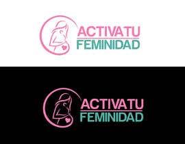 #105 for Diseño de un logotipo para una marca para mujeres (Maternidad y Feminidad) by ashikakanda98
