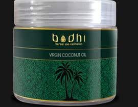 #10 para Virgin Coconut Oil label design por saurov2012urov