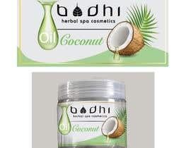 #25 for Virgin Coconut Oil label design by jamhdesing