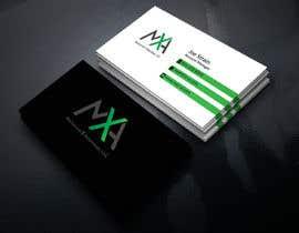 Nro 41 kilpailuun Design business cards käyttäjältä nasrinansary001