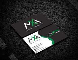 Nro 50 kilpailuun Design business cards käyttäjältä Sultan120