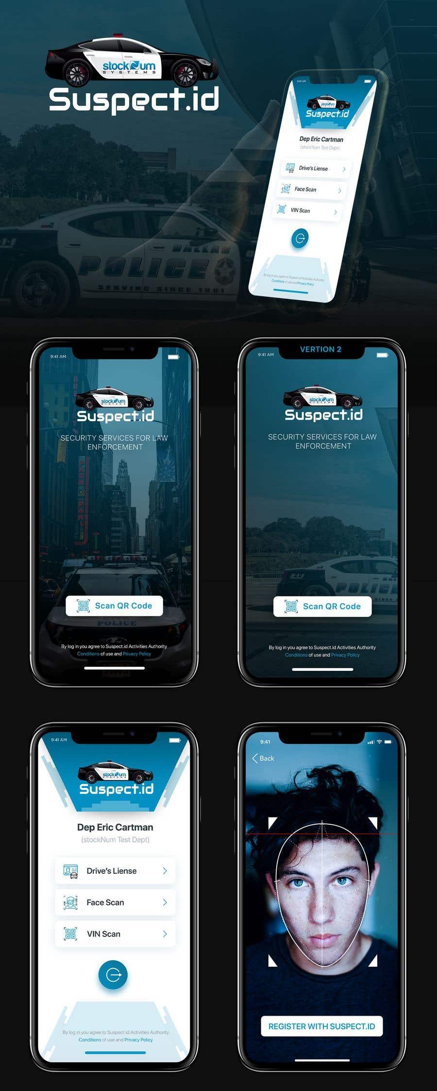 Penyertaan Peraduan #33 untuk Simple iOS App UI screen design
