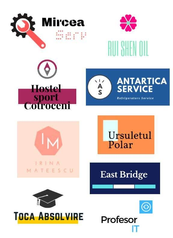 Kilpailutyö #23 kilpailussa create 9 simple logos