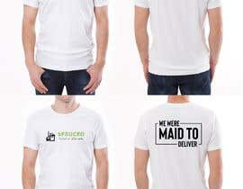 #100 for Design company shirts by shrabanty