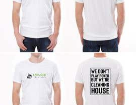 #105 for Design company shirts by shrabanty