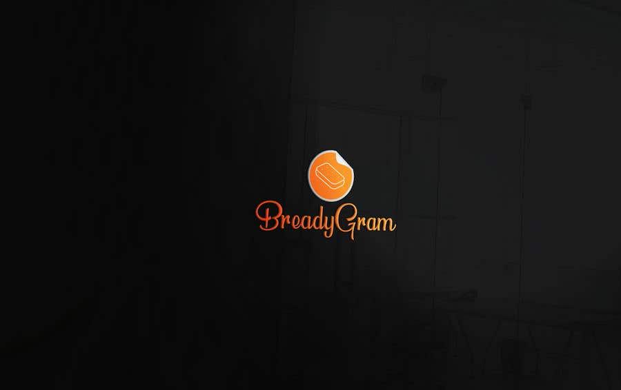 Proposition n°110 du concours BreadyGram Logo