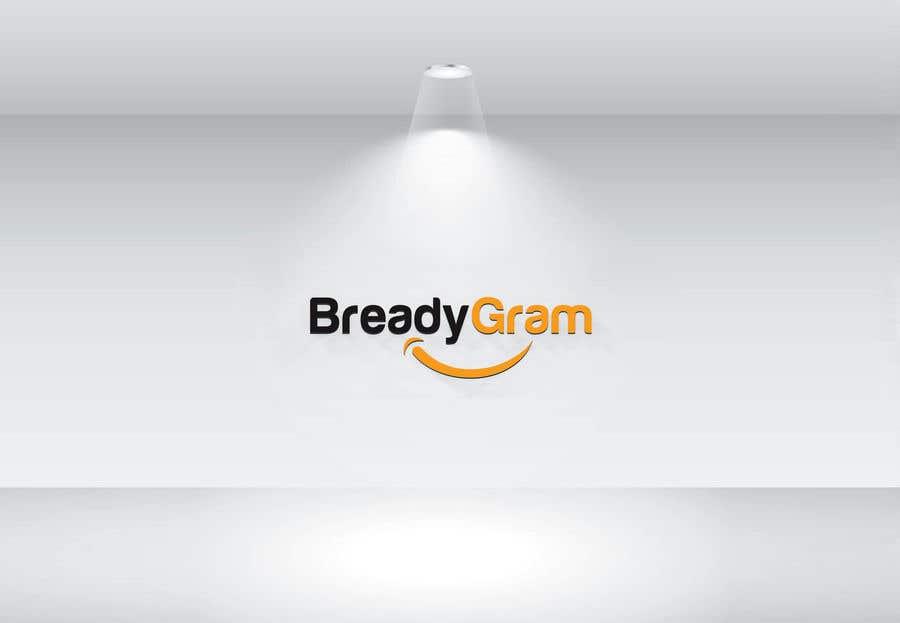 Penyertaan Peraduan #128 untuk BreadyGram Logo