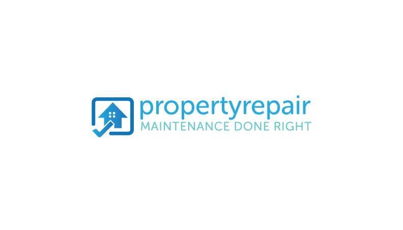 Penyertaan Peraduan #7 untuk Logo design for property repair