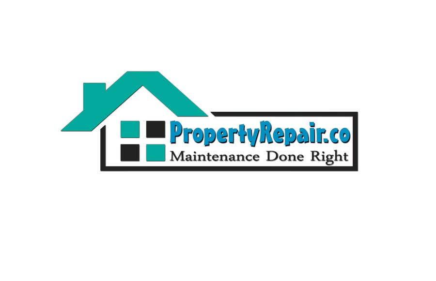 Konkurrenceindlæg #24 for Logo design for property repair