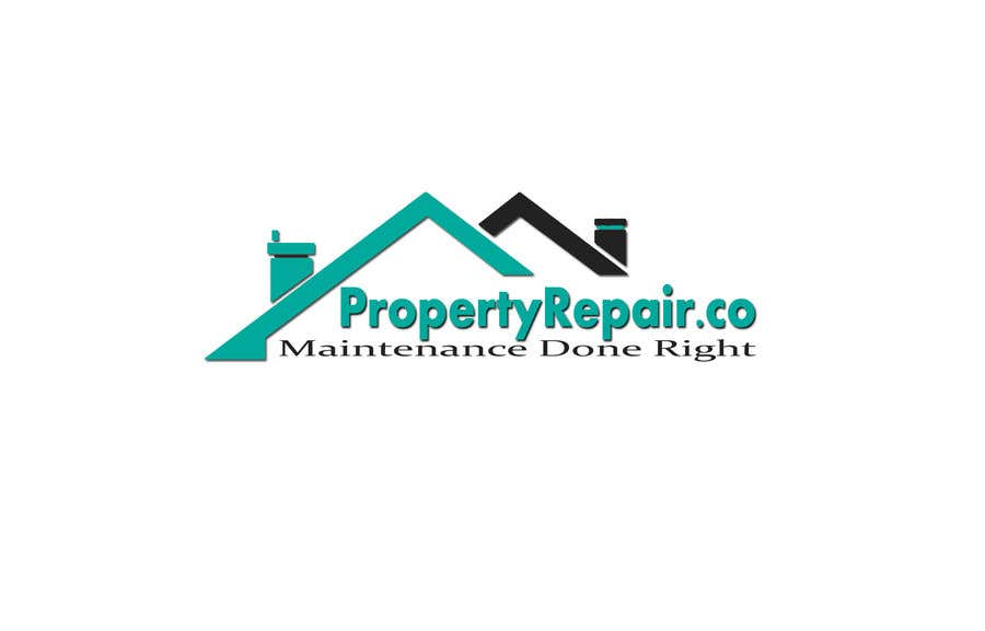 Konkurrenceindlæg #42 for Logo design for property repair